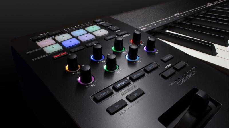 Teclados controladores MIDI para principiantes y profesionales