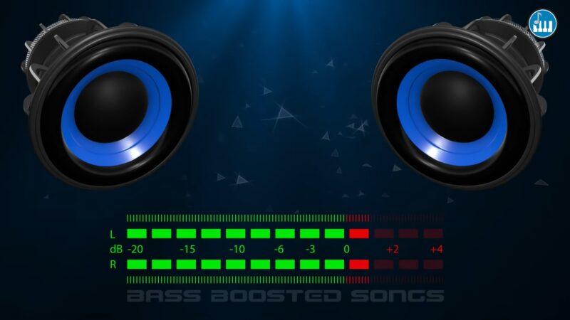 Mejores canciones con bajos fuertes y potentes